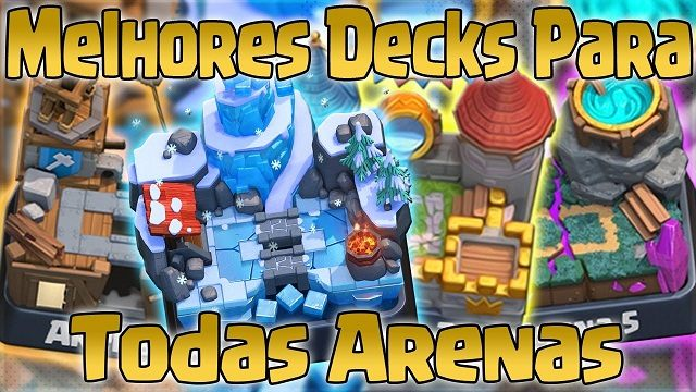 Decks de Clash Royale