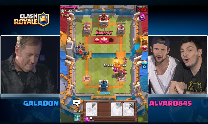 Clash Royale Tournament Levels
