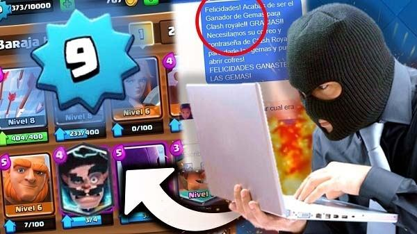 Recuperar Conta Do Clash Royale